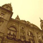 Győr szimbóluma: a Városháza